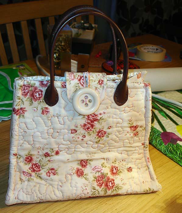 Romantisk handväska