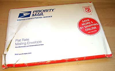Tjocka kuvert från USA, finns det något bättre?