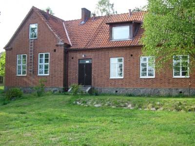 Klostersågens kursgård. Bild från den officiella hemsidan (klicka för att komma dit).