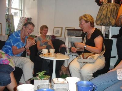 Ane, Carmen och Catharina