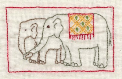 Elefanter - Noah's Ark