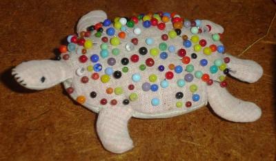 Nål-sköldpadda