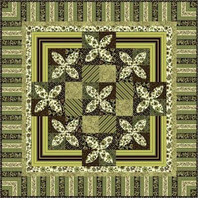 Ramarna integreras fint med blocken till en intressant helhet.